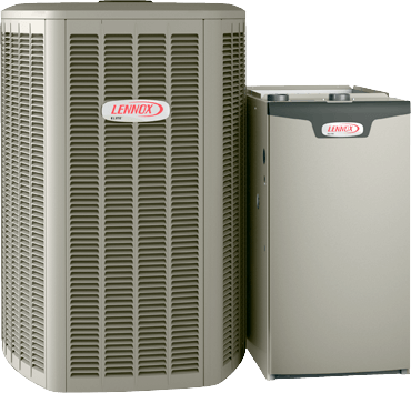 Lennox AC System and Furnace