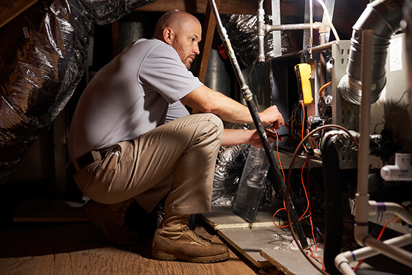 Professional Furnace Repair in Sunriver